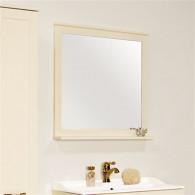 Зеркало для ванной Акватон Леон 80 дуб бежевый 1A186402LBPR0