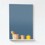 Зеркало Бриклаер Катюша 50 светлая лиственница