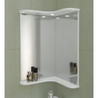 Зеркало СанТа Аврора угловое 116001