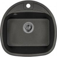 Мойка гранитная Granula GR-5050 черный