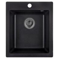 Мойка гранитная Seaman Eco Granite SGR-4201 Black