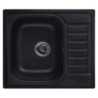Мойка гранитная Seaman Eco Granite SGR-5801 Black