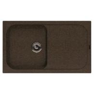 Мойка из мрамора Florentina Арона 860 коричневый 20.225.D0860.105