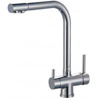 Смеситель Zorg Sanitary ZR 348 YF Nickel
