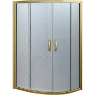 Душевой уголок Good Door Jazze R-120-G-BR