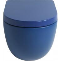 Унитаз подвесной ArtCeram File FLV001 blu zaffiro