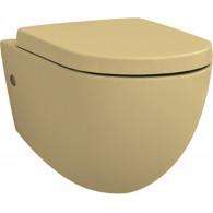 Унитаз подвесной ArtCeram File FLV001 giallo zinco