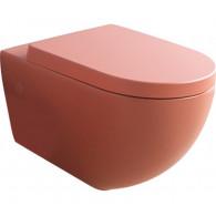 Унитаз подвесной ArtCeram File FLV001 rosso corallo