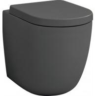 Унитаз приставной ArtCeram File FLV005 безободковый