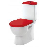 Унитаз напольный Sanita luxe Best Color Red BSTSLCC0711 0522
