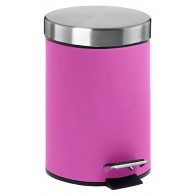 Ведро для мусора Zone ZO 915 17 пурпурный
