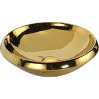 Раковина Creavit MN045 золото