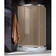 Душевой уголок Radaway Premium Plus E 120x90x190 коричневое 30493-01-08N