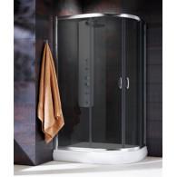 Душевой уголок Radaway Premium Plus E 120x90x190 графит 30493-01-05N