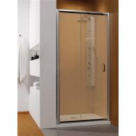 Душевая дверь Radaway Premium Plus DWJ 100 коричневое