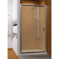 Душевая дверь Radaway Premium Plus DWJ 140 коричневое