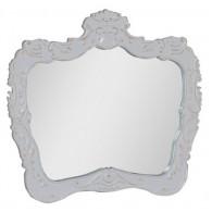 Зеркало Demax Афины 120 белое 171628