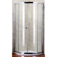 Душевой уголок Cezares Pratico R2 100 C Cr