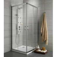 Душевой уголок Radaway Premium Plus D 75x90x190 прозрачное 30433-01-01N