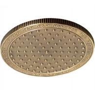 Верхний душ Bronze de Luxe 1913 круг