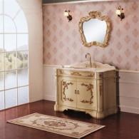Мебель для ванной Demax Болонья 120 сrema marfil
