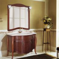 Мебель для ванной Demax Версаль 110 cerezo закрытая