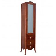 Пенал-шкаф Demax Версаль cerezo 173345