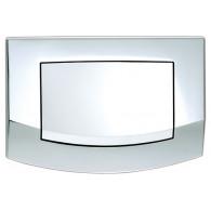 Кнопка слива инсталляций Tece Ambia 9.240.126 хром