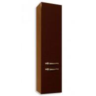 Пенал-шкаф Акватон Ария М темно-коричневый