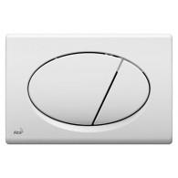 Кнопка слива инсталляций AlcaPlast ALCA M70 белая