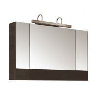 Зеркало-шкаф Aquanet Нота 100 камерино белый