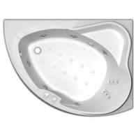 Акриловая ванна Акватек Альтаир (R)