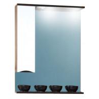 Зеркало-шкаф Бриклаер Токио 70 L