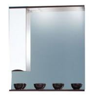 Зеркало-шкаф Бриклаер Токио 80 L