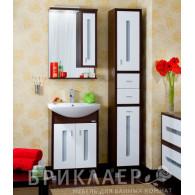Мебель для ванной Бриклаер Бали 60