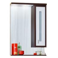 Зеркало-шкаф Бриклаер Бали 62 R