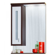 Зеркало-шкаф Бриклаер Бали 62 L
