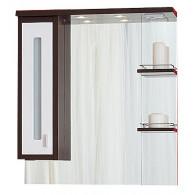 Зеркало-шкаф Бриклаер Бали 75 L