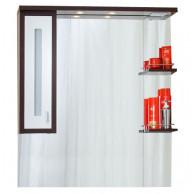 Зеркало-шкаф Бриклаер Бали 90 L