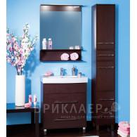 Мебель для ванной Бриклаер Чили 70 венге