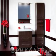 Мебель для ванной Бриклаер Чили 60 венге
