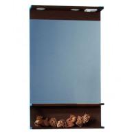 Зеркало для ванной Бриклаер Чили/Куба 55 венге