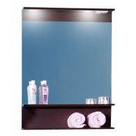 Зеркало для ванной Бриклаер Чили/Куба 70 венге