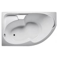 Акриловая ванна 1MarKa Diana170х105 L без гидромассажа