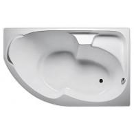 Акриловая ванна 1MarKa Diana 170х105 R без гидромассажа