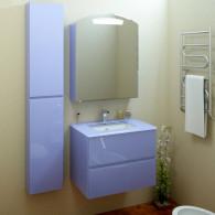 Мебель для ванной Фэма Парма 65С с облицовкой стеклом