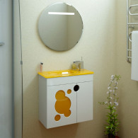 Мебель для ванной Фэма Пикколо 55