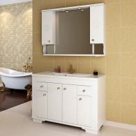Мебель для ванной Фэма Классико 120