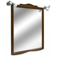 Зеркало для ванной Kerasan Retro (92 см) орех
