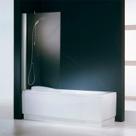 Шторка на ванну Novellini Aurora 1 AURORAN175-2B